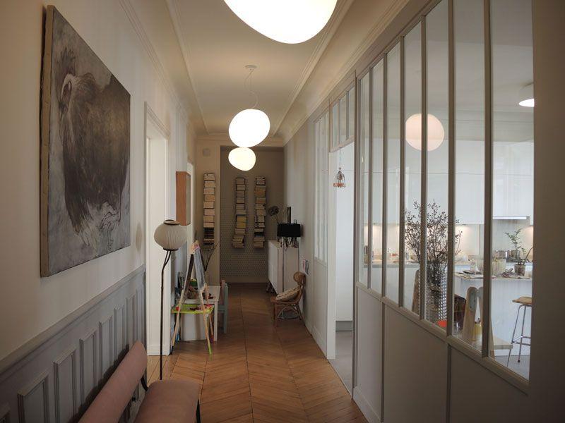 Verrière d'atelier | Paris, style Haussmannien